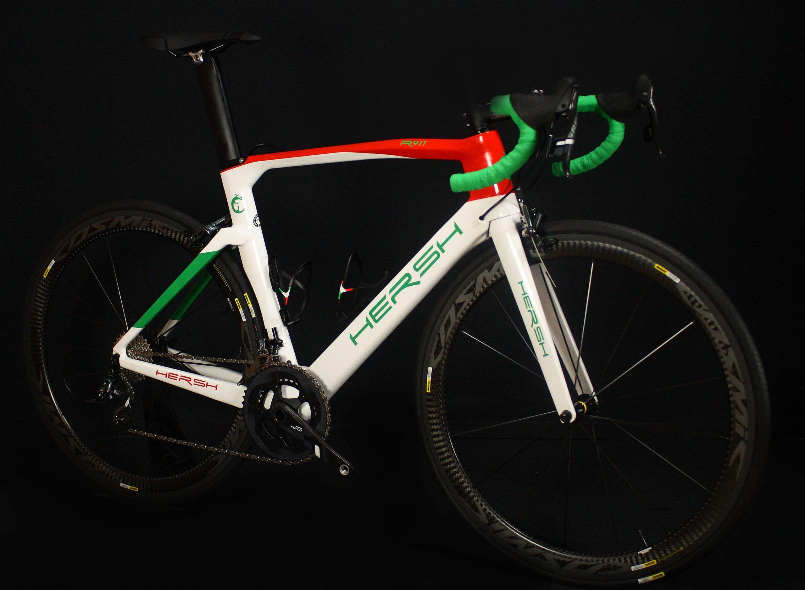 R911 Hersh carbon