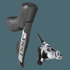 SRAM RED eTap AXS™ HRD Shift-Brake System