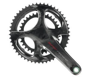 Super Record 12x2 Speed crankset