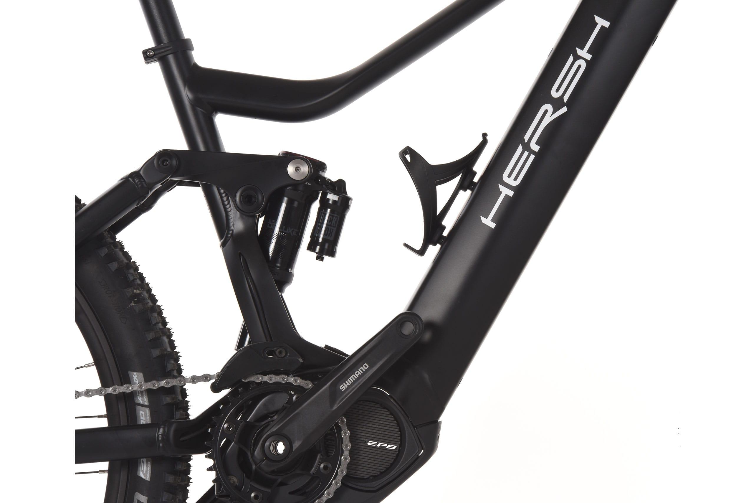 Fork Shimano EP8 motor MTB- e-bike