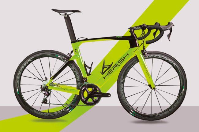 Carbon frame - road bike R911