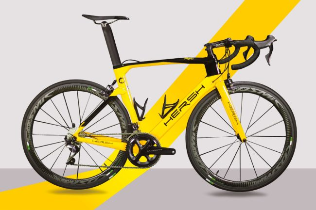 Carbon frame - road bike R911 print