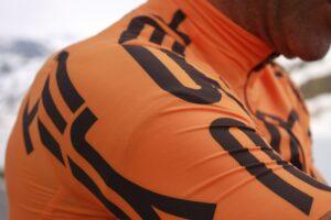 Massima protezione 50+ UPF per la nuova linea abbigliamento bici estivo