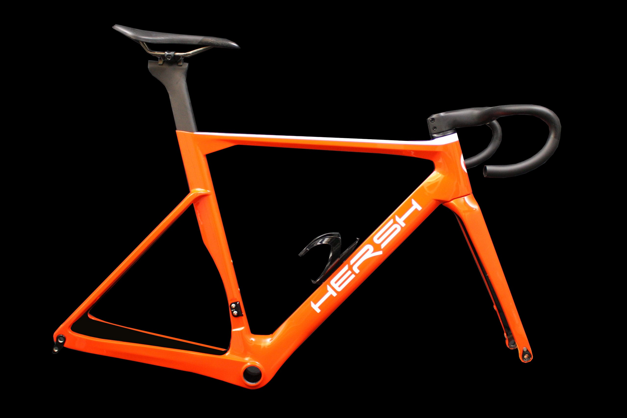 Extreme Hersh - road kit frame carbon