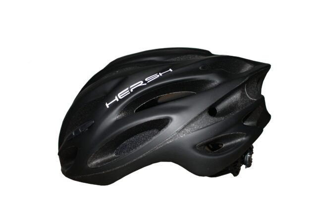 Hersh bike helmet