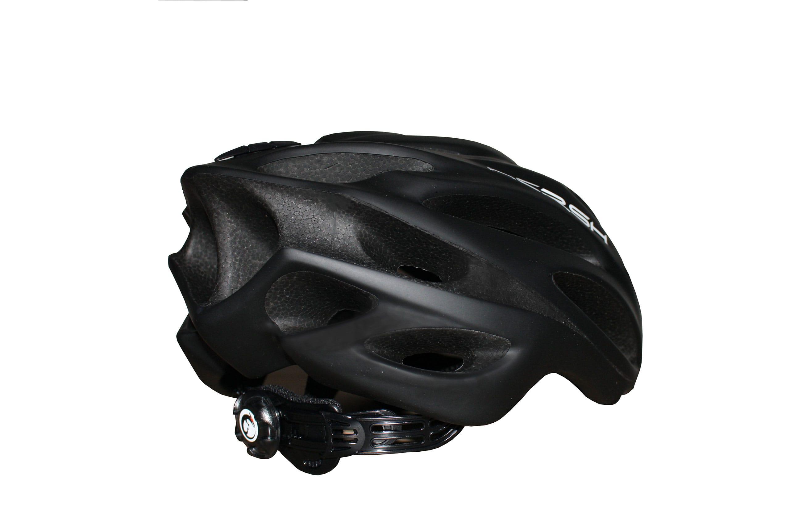 Hersh bike helmet