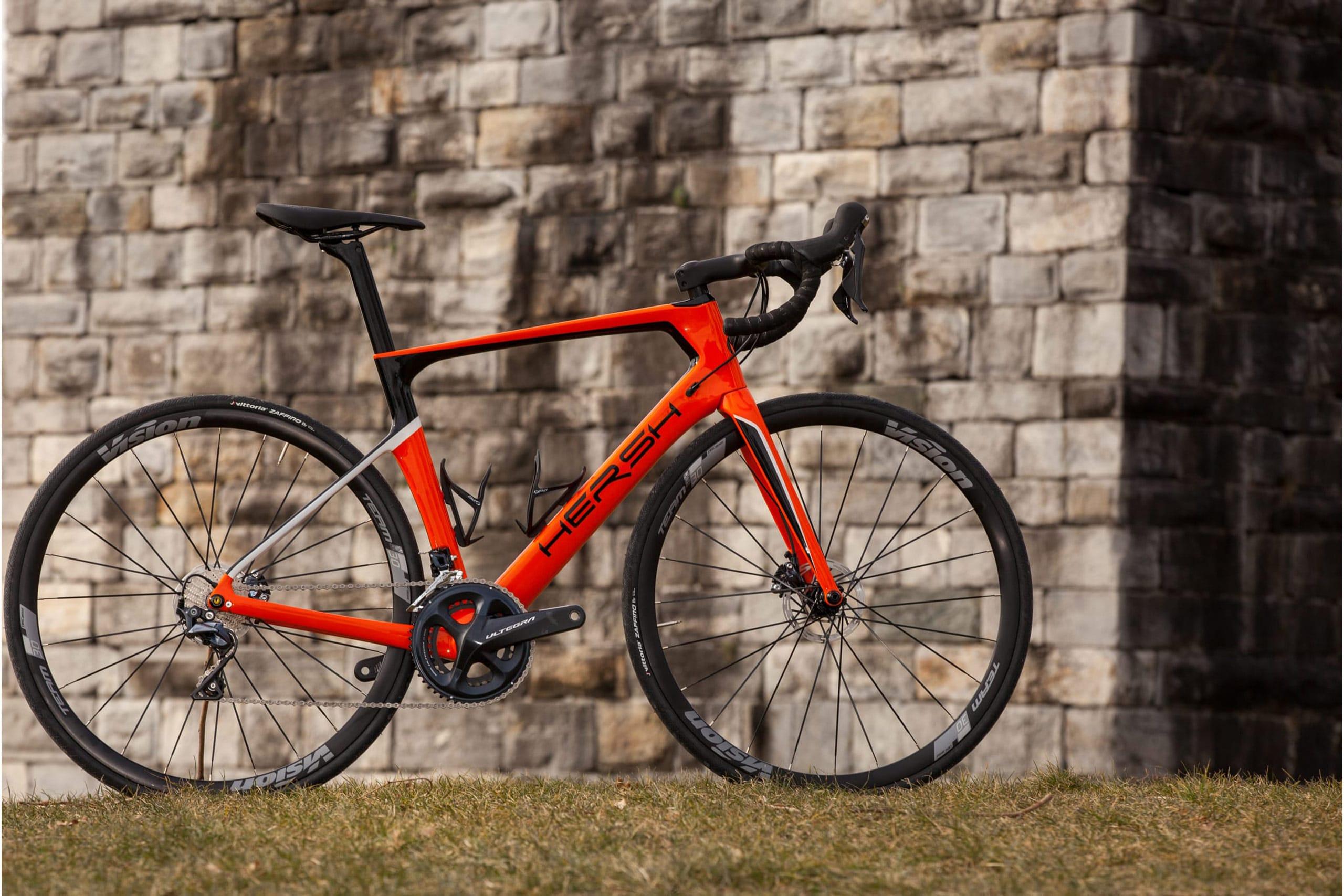 Italian Road Bike